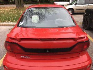 2004 Pontiac Sunfire SLX Sedan