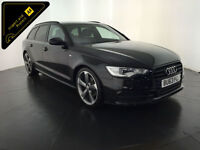 2013 63 AUDI A6 S LINE BLACK EDITION TDI AVANT 1 OWNER SERVICE HISTORY FINANCE