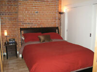 Rarely Offered Unit in ST. LAWRENCE MARKET LOFTS - FOR RENT