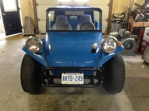 Street legal Meyers Manx Clone VW DUNE BUGGY