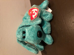 TY BEANIE BABIES- DIDDLEY THE DOG