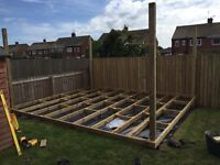 Adam Craig building & joinery services fencing & decking joiner