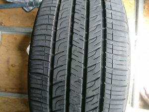 225-50-18 Tires  3 Good Year Comfort Touring - 1Kumho Solus Kh16