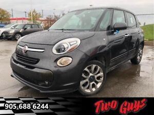 2014 Fiat 500L Sport  Navigation Panoramic Roof