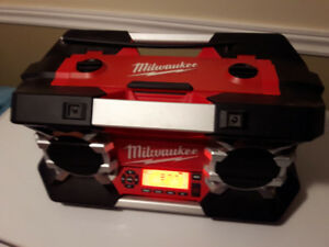 MILWAUKEE M18 TOOLS