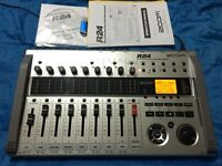ZOOM R24 -inc 1YWarrnty & freeCASE- 24trk porta-studio, USB interfc, sampler/beatBox