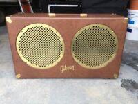 Gibson GA30 RVS Goldtone vintage combo amp