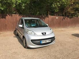 2008 Peugeot 107 1.0 12v Urban Move 5dr