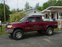 2001 Toyota Tundra cuir Camionnette