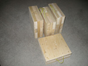 TRAILER JACK PADS SEVERAL SIZES