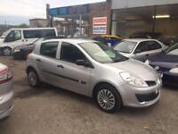 Renault Clio 1.2 16v 75 Authentique 5 DOOR - 2006 06-REG - FULL 12 MONTHS MOT