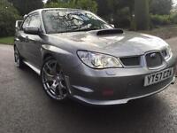 "2008 Subaru Impreza 2.5 WRX STI Type UK Est 340 BHP,48kMILES,19"" ALLOYS,SATNAV,"