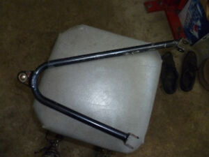 arctic cat procross  upper a arm left