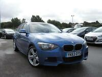 2013 BMW 1 SERIES 118d M Sport Step Auto GBP30 Tax GBP3390 Of Extras