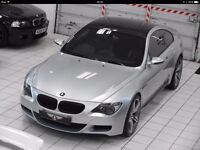 2005 BMW M6 FSH MOT'd EXCELLENT CONDITION, px Range Rover or Range Rover Sport