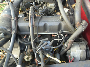 Jeep 4 cyl 2.5L engine,for tractor,generator,ASV,AMC,Willys,Jeep