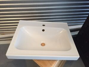 Porcilin Ikea sink