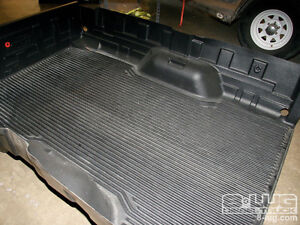 WANTED: truck bed liner