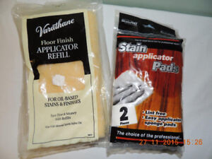 Stain And Varathane Applicator Pads