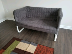Selling Ikea Sofa Love Seat - needs a new home