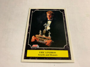 1991-92 Score Canadian English #330 Eric Lindros Hockey Card NM