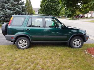 Honda CRV 1999 Used