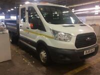 Ford Transit 350 CREWCAB Tipper 125 PS