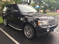 2009 (09) Range Rover Sport 2.7 TDV6 HSE/ 12 Month MOT / Full Extensive History / Fully Loaded