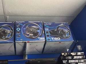 PS3 PS4  WHEELS T80 T150 FOR SALE