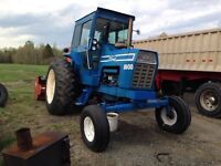 1978 Ford 8600 Tractor