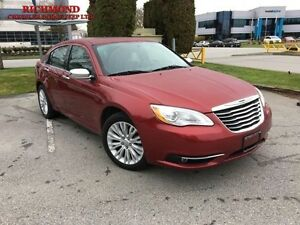 2011 Chrysler 200 Limited   - Low Mileage