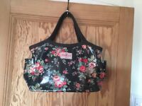 Cath Kidston floral day bag