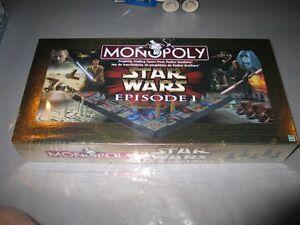 Star Wars Episode One Monopoly Kawartha Lakes Peterborough Area image 1
