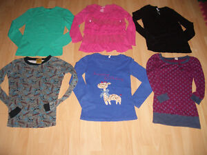 31 items of clothes for Girl / Fille ------ size 9 - 11