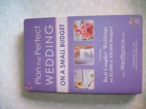 Plan the Perfect Wedding - New Book