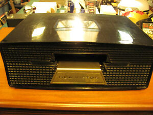 Vintage RCA Victor 45 RPM Record Player