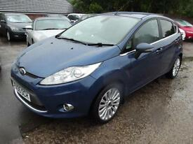 Ford Fiesta 1.4TDCi 2009MY Titanium 5 DOOR HATCH WITH FULL SERVICE HISTORY