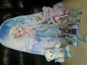 Frozen Anna and Elsa package