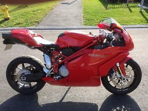 2005 Ducati 999