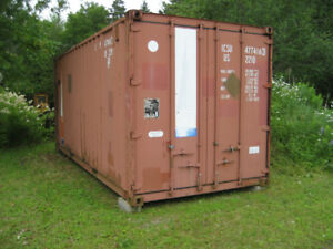FOR SALE 20 FT STORAGE CONTAINER