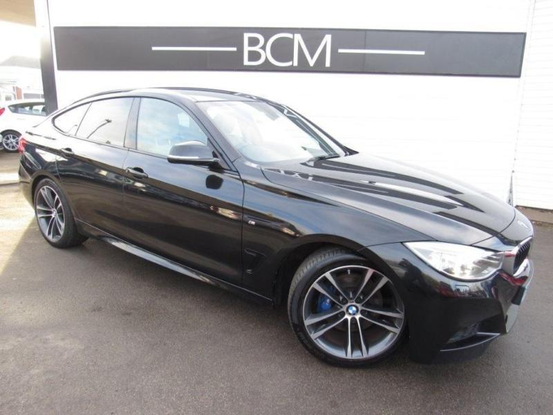 2015 Bmw 3 Series 2 0 320d M Sport Gt S S 5dr Diesel Black Manual In Leicester Forest East Leicestershire Gumtree