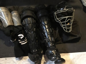 Youth/Adult Rawlings Catchers package $100.00