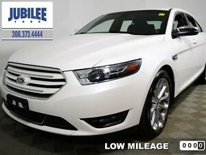 2016 Ford Taurus Limited   - Certified - Low Mileage