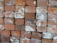 Heritage Clay Bricks In Very Good Condition