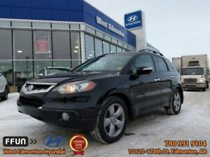 2007 Acura RDX TECHNOLOGY PKG  Technology Package-Leather- Navig
