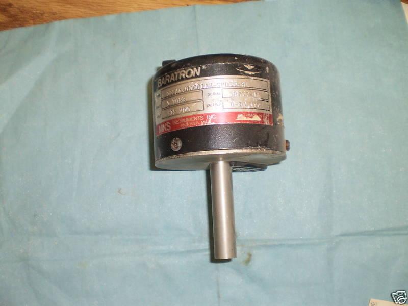 MKS Instruments: 122AA-00001AB Pressure Transducer<