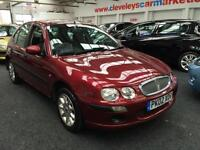 2002 ROVER 25 1.4 iL [103PS] From GBP1450+Retail package.