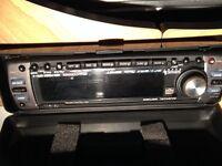 Clarion car cd deck