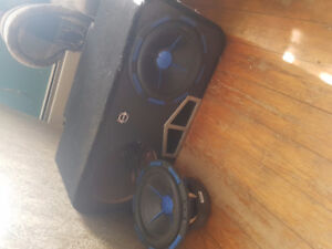 Subwoofers $200 obo