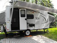 Camper - Hybrid 2011 Rockwood Roo 17